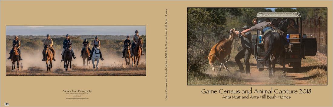 Game Census & Animal Capture Photo Book 2018